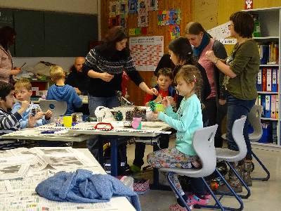 Archiv Schule Adventsbasteln Grundschule